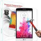 מגן מסך זכוכית למכשיר LG G4