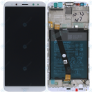 מסך לבן Huawei Mate 10 Lite