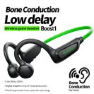 אוזניות גיימינג PLEXTONE BOOST1 BONE CONDUCTION LOW LATENCY WIRELESS BLUETOOTH SPORTS GAMING HEADSET WITH MIC