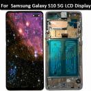 מסך לבן לגלקסי S10 5G G977