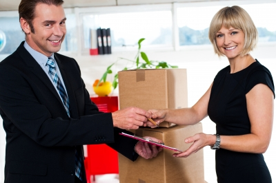 משלוח לעסקים קטנים