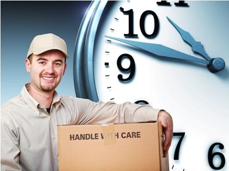 משלוחים לעסקים סביב השעון