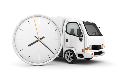 משלוחים מסביב לשעון