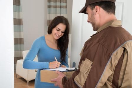 שירות משלוחים במרכז הארץ עם אישור מסירה