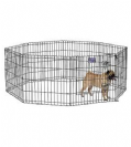 גדר לכלבים קטנים 64*65 לאילוף ולימוד צרכים