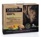 "canis nature מזון טבעי לכלבים 6 ק""ג"