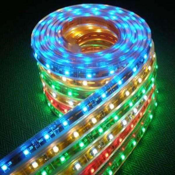 תאורה עם אורות מתחלפים