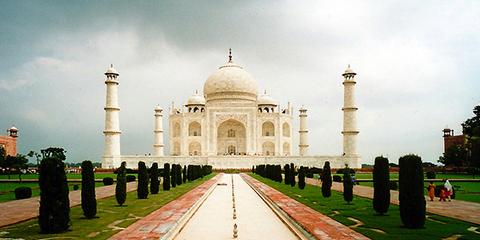 תמונות ממרכז הודו