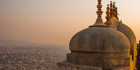 תמונות ממערב הודו