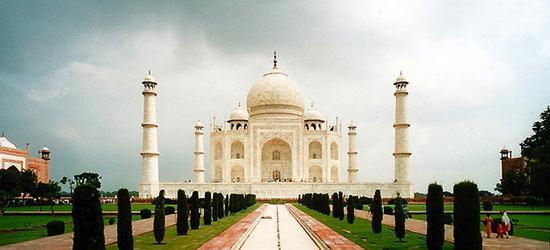 מלונות במרכז הודו