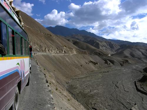 אוטובוס בהודו