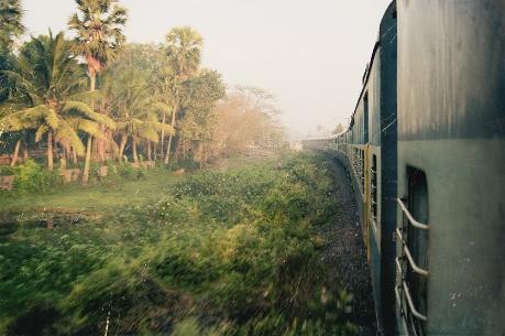 רכבות בהודו