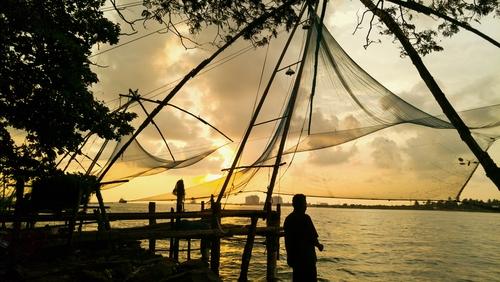 דייגים בקוצ'ין