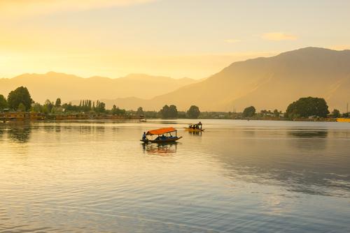 אגם דל - Dal lake