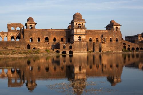 מבצר מנדו - Mandu