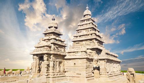 מקדש החוף - Shore Temple