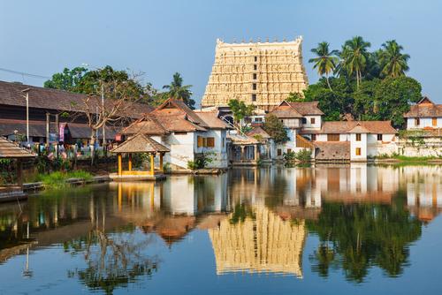 טריואנדרום - Trivandrum