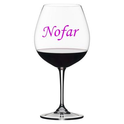 כוסות יין ממותגות למסיבת רווקות