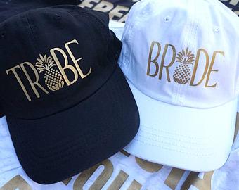 כובע כותנה למסיבת רווקות