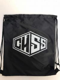 תיק שרוך ממותג מניילון - CHSS