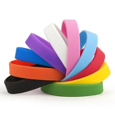 כלל הצבעים של צמידי סיליקון