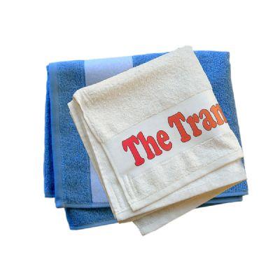 מגבת גוף איכותית עם רקמה