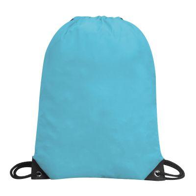 תיק שרוך ניילון כחול