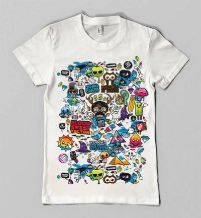 הדפסה על חולצות ברעננה והסביבה
