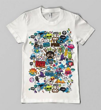 הדפסה על חולצה בבאר שבע