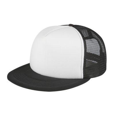 כובע מצחיה ישרה עם רקמה