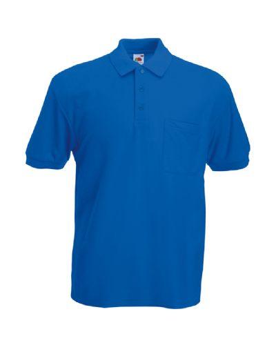 חולצה כחולה פולו
