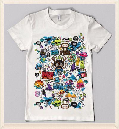 עיצוב חולצות לתנועות נוער