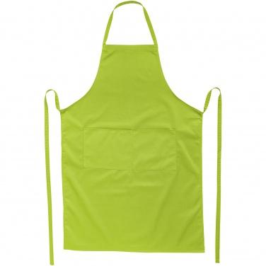 סינר מטבח בצבע ירוק