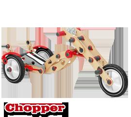 משחק הרכבה Moov Chopper