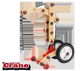 משחק הרכבה Moov Crane