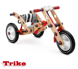 משחק הרכבה Moov Trike