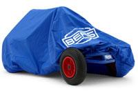 כיסוי מגן למכונית פדלים