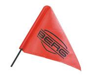 דגל ברג למכונית פדלים