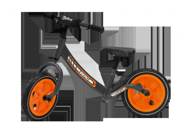 אופני איזון בייקי אפור כתום של ברג