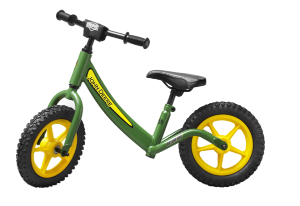 אופני איזון בייקי ג'ון דיר של חברת ברג
