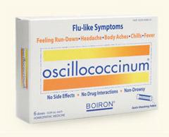 OSCILLOCOCINUM - אוסילו 6 מנות - Boiron