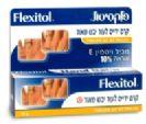 פלקסיטול – קרם ידיים לעור יבש מאוד - פלקסיטול