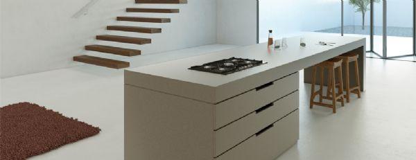 עיצוב שיש למטבח