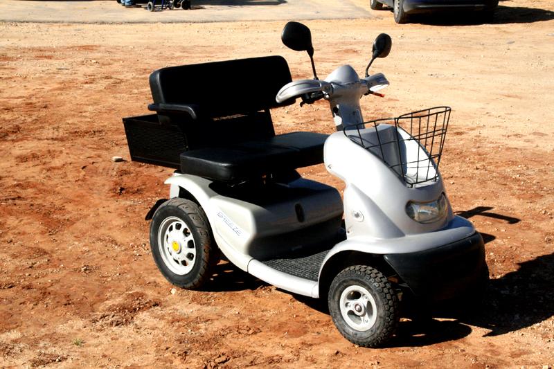 מגניב קלנועית HF-61