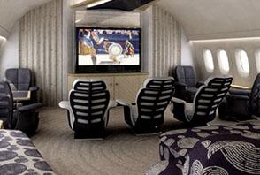 Luxury Charter Jet