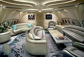 Jet rental