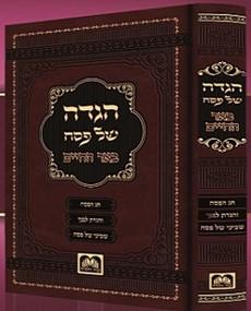 הגדה של פסח באר החיים - רבי אלימלך בידרמן / עוז והדר