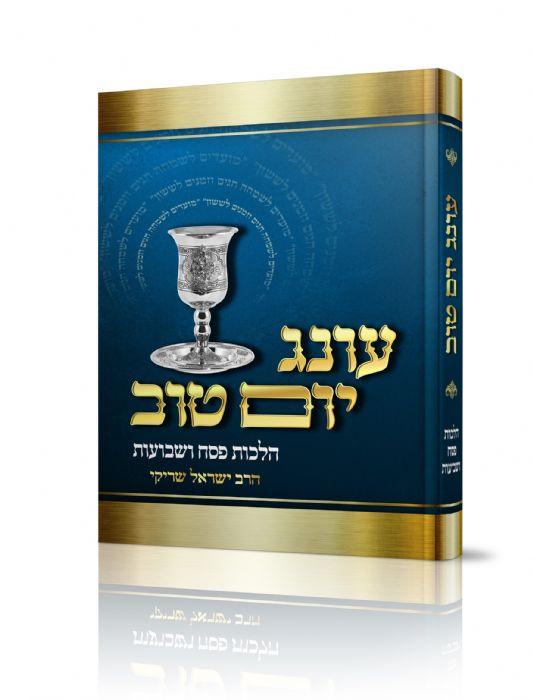 עונג יום טוב/ הרב ישראל שריקי