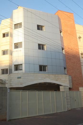 בניין בפתח תקווה