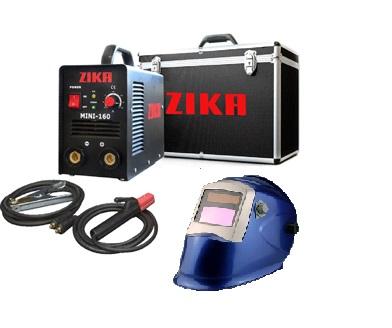 רתכת אלקטרונית 160 אמפר + מסיכת ריתוך אלקטרונית